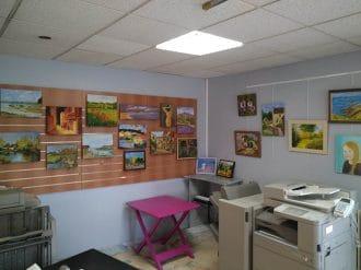 Cg Communication Espace Exposition