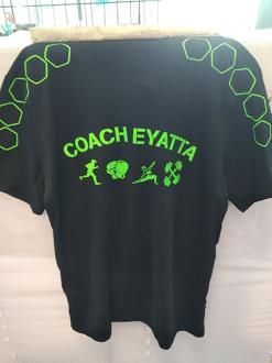 Tshirt Coach Eyatta Dos